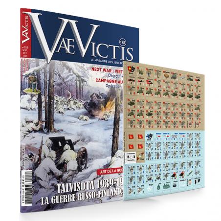 "Vae Victis 158 ""Talvisota"" The Winter War 1939-1940"