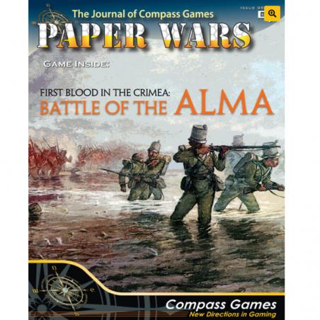 Paper Wars 98 The Alma