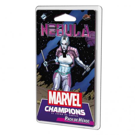 Nébula Marvel Champions el Juego de Cartas