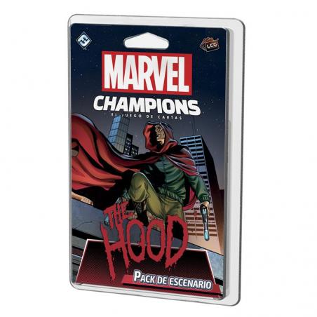 The Hood Marvel Champions el Juego de Cartas