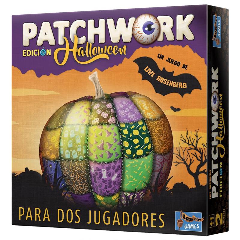Patchwork Halloween