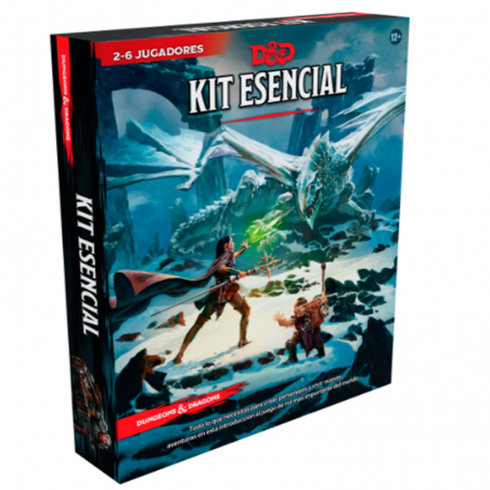 Dungeons and Dragons Kit Esencial