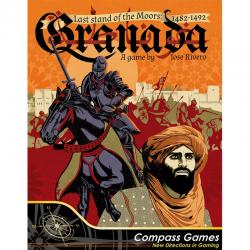 Granada Last Stand of the Moors