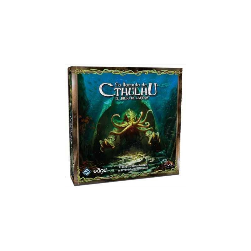 La llamada de Cthulhu LCG Caja de inicio