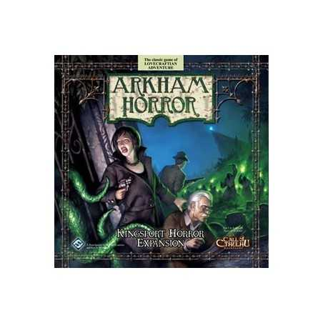 Arkham Horror Kingsport Horror (English)