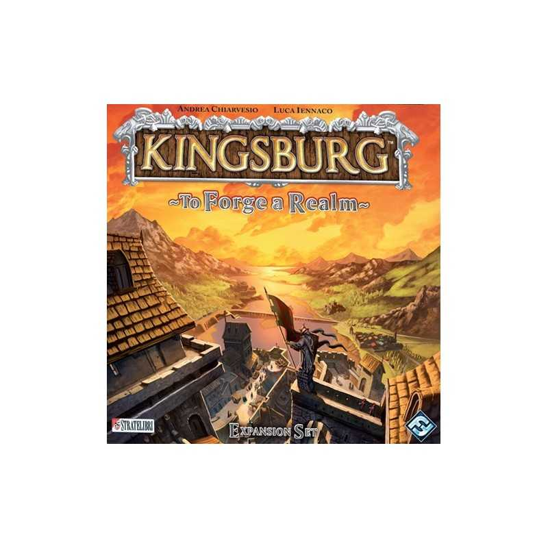 Kingsburg To Forge a Realm Expansion