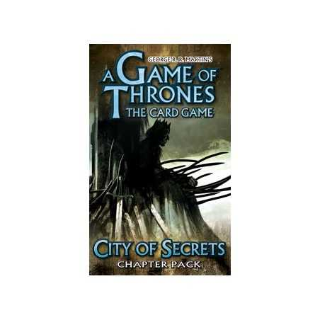City of Secrets A Game of Thrones