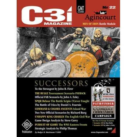 C3i Magazine 22