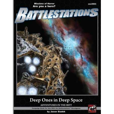 Battlestations: Deep Ones in Deep Space