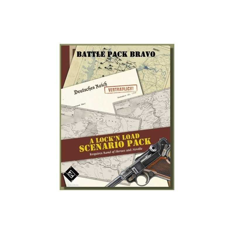Lock 'n Load Battle Pack Bravo