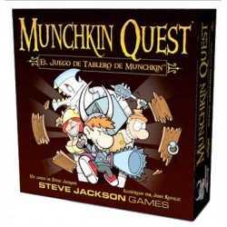 Munchkin Quest El juego de tablero de Munchkin
