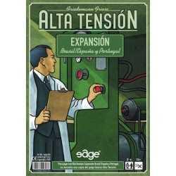 Alta Tension Exp. Espana y Portugal y Brasil Collector Box
