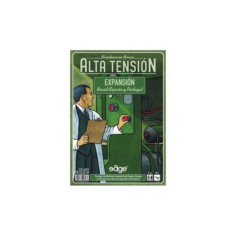 Alta Tension Exp. Espana y Portugal y Brasil Collector Box