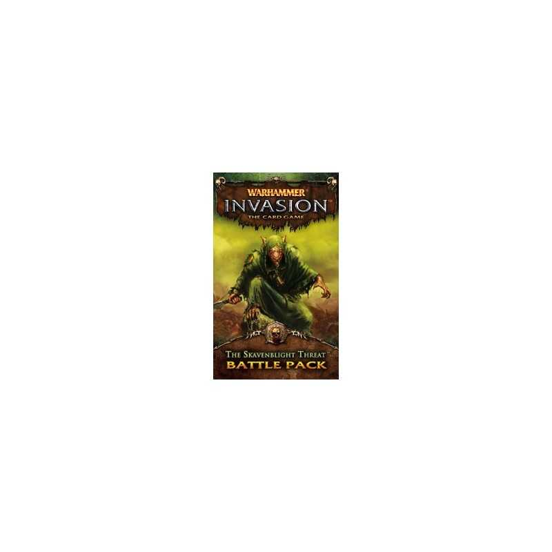 The Skavenblight Threat Warhammer Invasion LCG