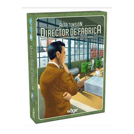 Alta Tension: Director de Fabrica