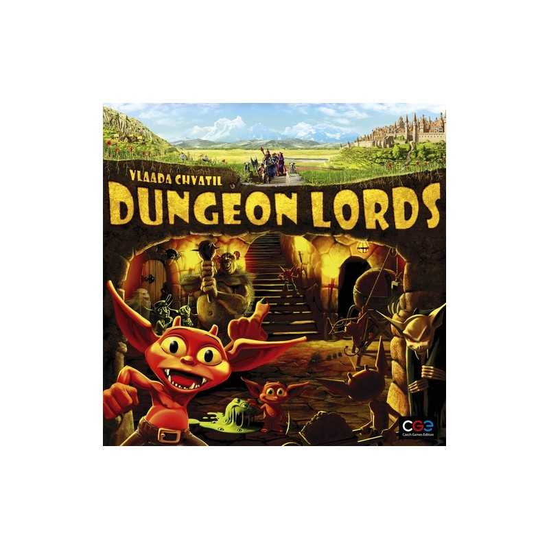 Dungeon Lords (English)