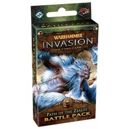 Path of the Zealot Warhammer Invasion LCG