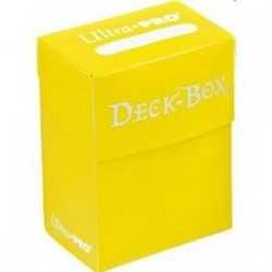 Solid Deck Box Yellow