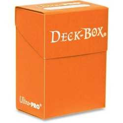 Solid Deck Box Orange