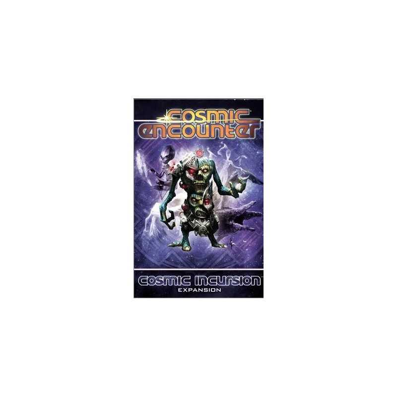 Cosmic Encounter Cosmic Incursion (English)