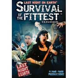 Survival of the Fittest Last Night on Earth, The Zombie Game