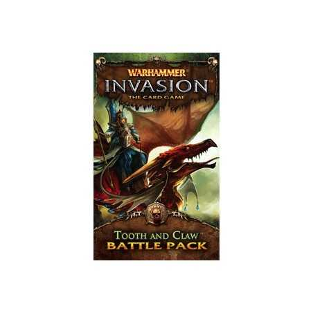 Tooth and Claw Warhammer Invasion LCG