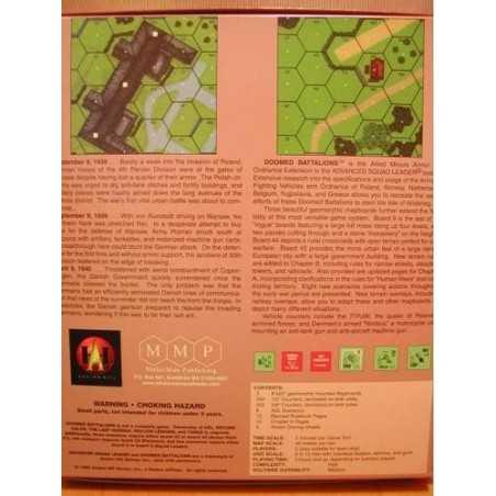 Doomed Battalions Third Edition ASL Module 11
