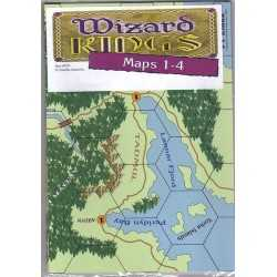 Wizard Kings Map Pack 1 (1-4)