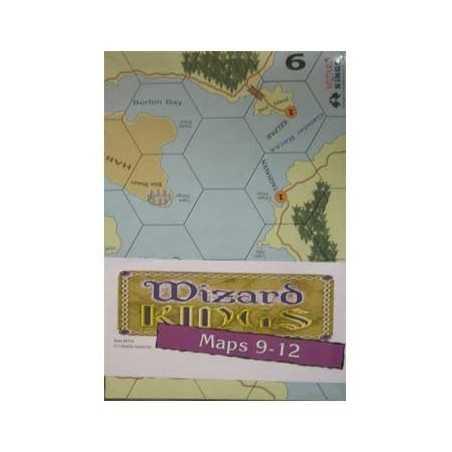Wizard Kings Map Pack 3 (9-12)
