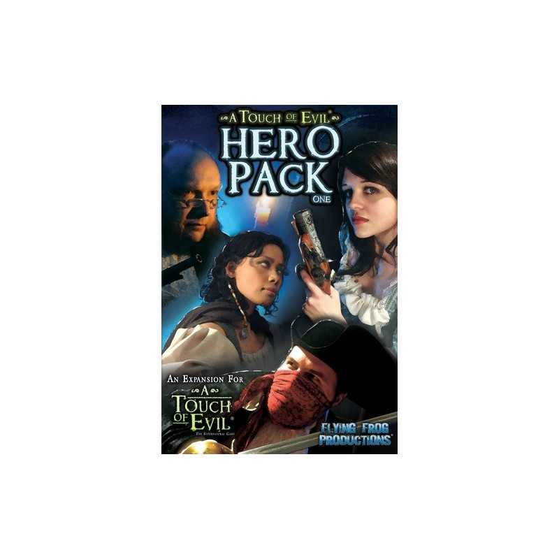A Touch of Evil Hero Pack 1