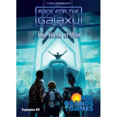 Race for the Galaxy The Brink of War
