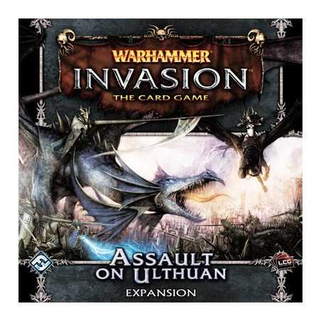 Assault on Ulthuan Warhammer Invasion LCG