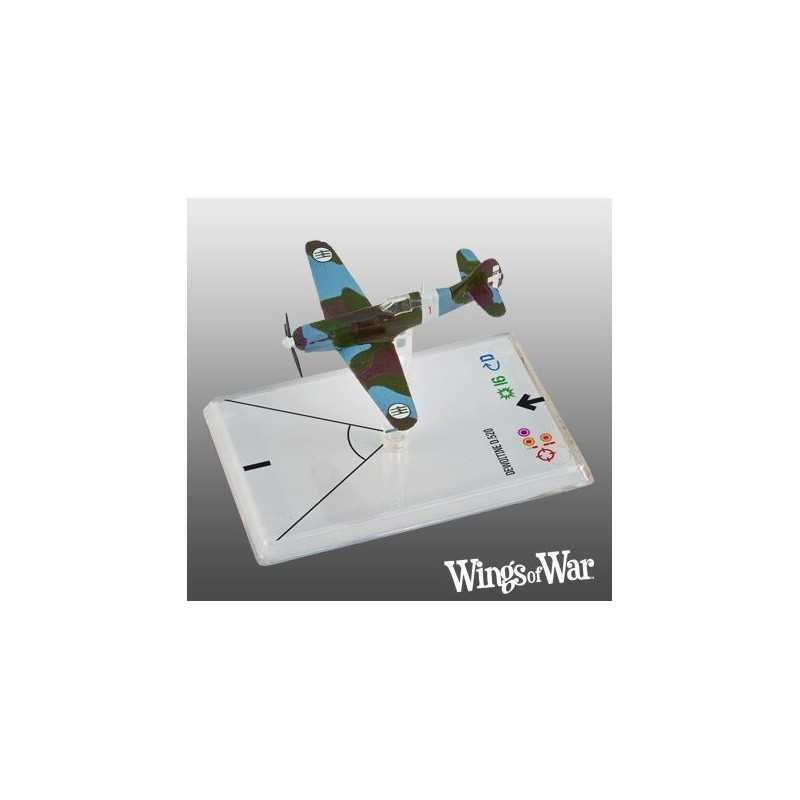 2- Wings of War WWII Dewoitine D.520 (Stella)