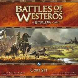 Battles of Westeros A Battlelore Game