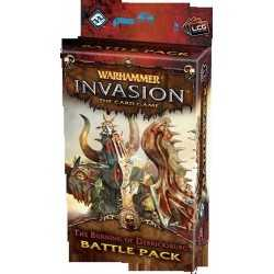 The Burning of Derricksburg Warhammer Invasion LCG