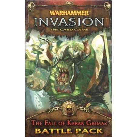 The Fall of Karak Grimaz Warhammer Invasion LCG