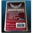 43 X 65 mm Fundas Mayday Mini Chimera 100 unidades (rojo)