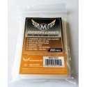 57.5 X 89 mm Mayday sleeves USA Chimera 100 units (Orange)