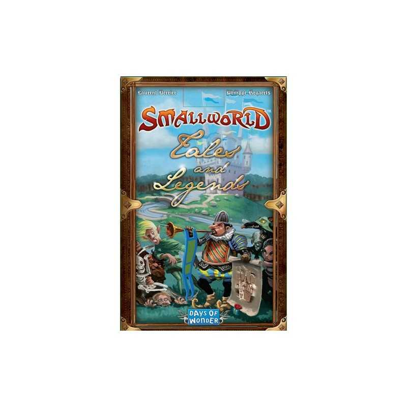 Small World Tales & Legends (English)