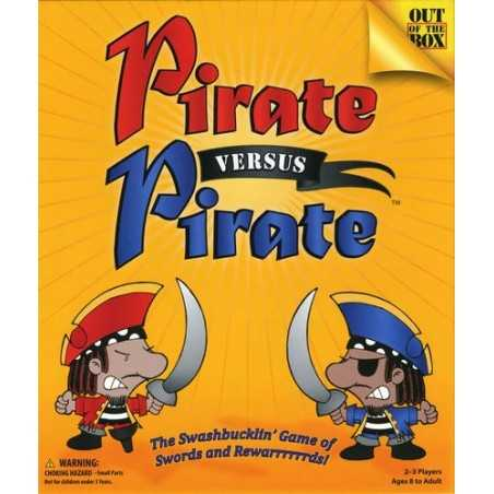 Pirate vs Pirate