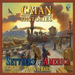 Settlers of America Trails to Rails