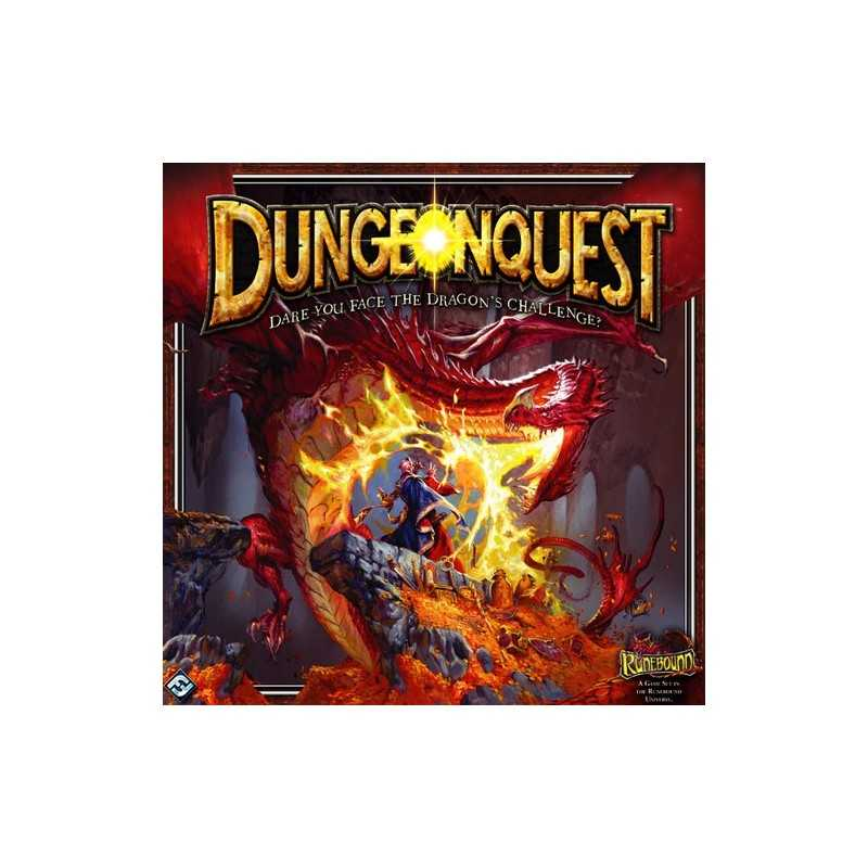 Dungeonquest (English)