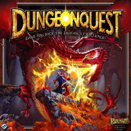 Dungeonquest Third Edition (English)