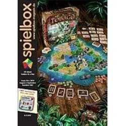 Spielbox Nº 4 ( English )