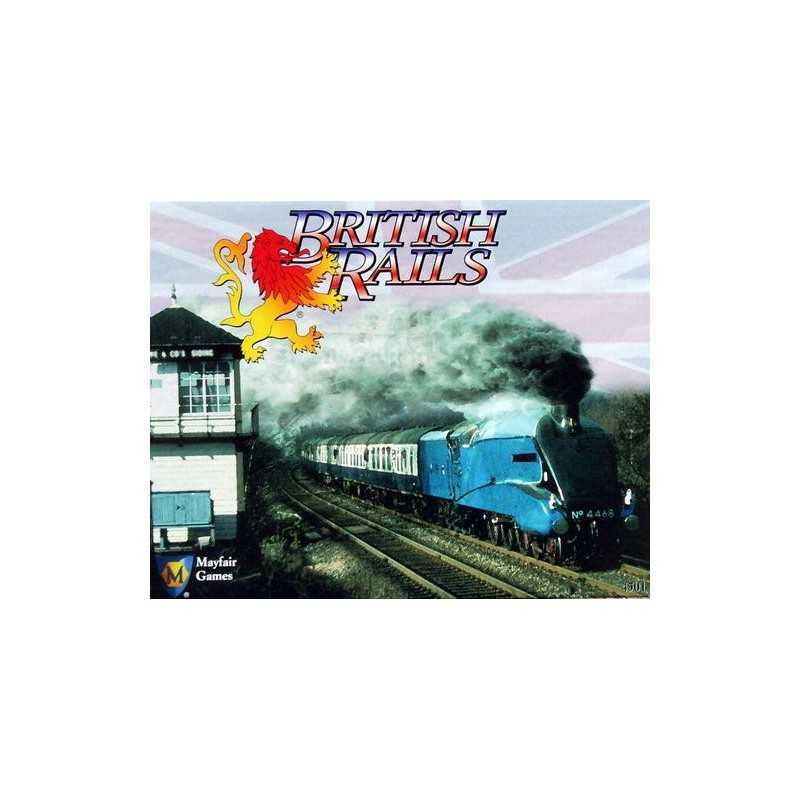 British Rails New Revised Edition