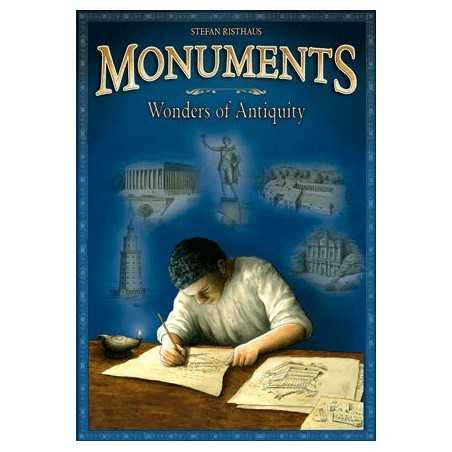 Monuments Wonders of Antiquity
