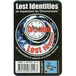 Chrononauts Lost Identities