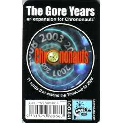 Chrononauts The Gore Years