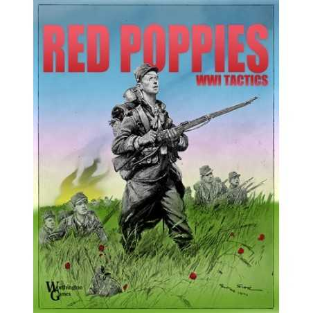Red Poppies WWI Tactics