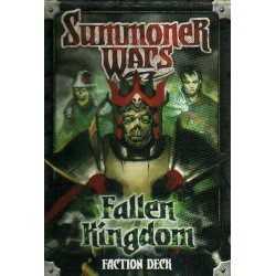 Summoner Wars Fallen Kingdom Faction Deck